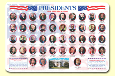 40 presidents in 40 weeks interlude for Pictures of all presidents of the united states in order