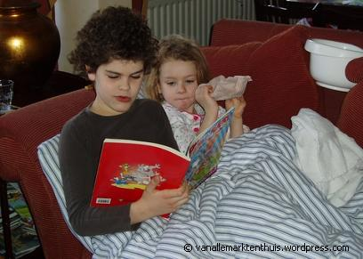 Philip leest zieke Jetvoor
