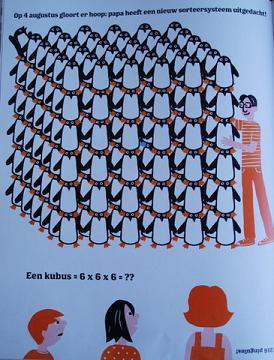 Fromental, 365 pinguïns - kubus