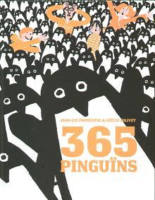 365 Pinguins -voorkant