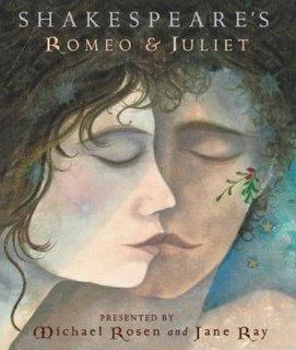 Romeo en Juliet, bewerkt door Michael Rosen