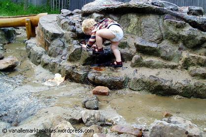 Cato bij de fontein