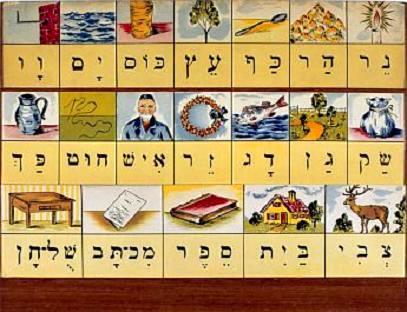 Hebreeuws leesplankje