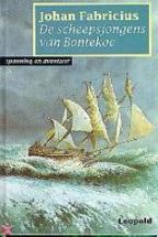 Johan Fabricius, De scheepsjongens van Bontekoe, 17e druk, 1985.