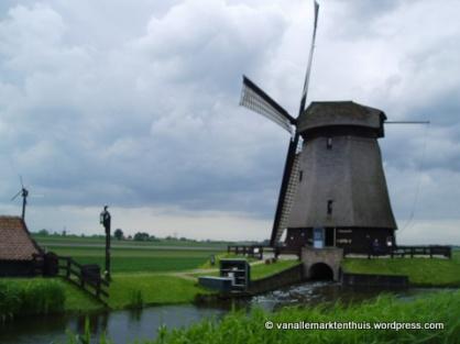 Molen met Hollands luchtje