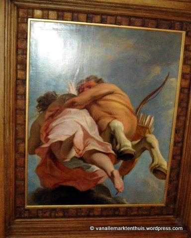 Deianeira ontvoerd door centaur