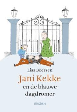Lisa Boersen, Jani Kekke en de blauwe dagdromer