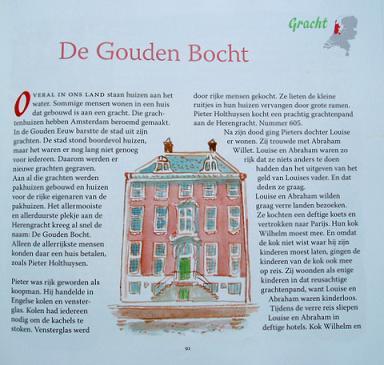 De Gouden Bocht, uit: Overal en ergens... van Arend van Dam en Alex de Wolf