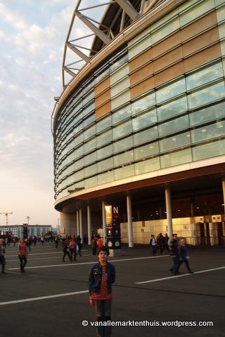 Voor Wembley