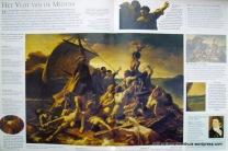 Géricault, Het vlot van de Medusa, uit: Een andere kijk op kunst van Robert Cumming