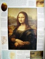 Da Vinci, Mona Lisa, uit: Een andere kijk op kunst van Robert Cumming