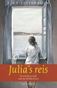 Finn Zetterholm, Julia's reis