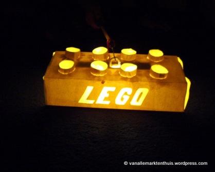 Legolampion