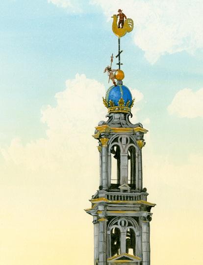 Door Martijn van der Linden, uit Het meisje met de gouden jurk3